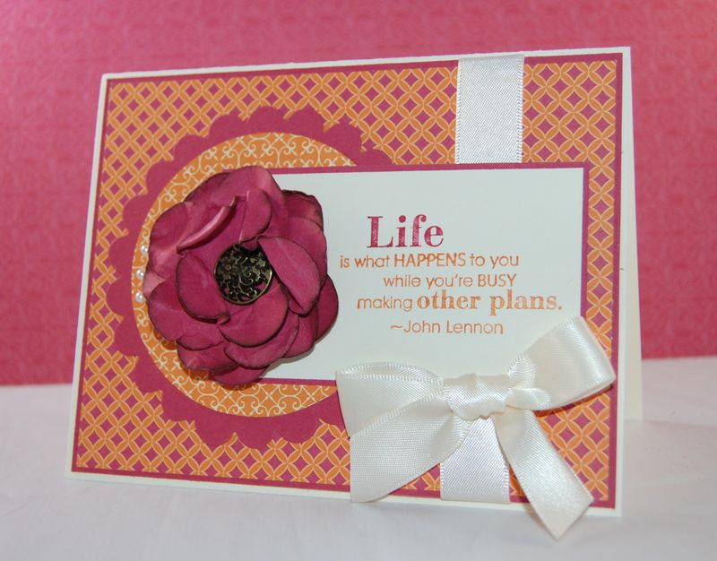 Full of Life stamp set