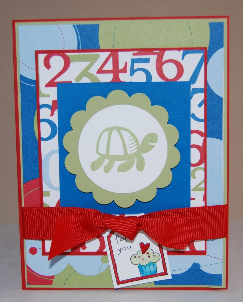 Stampin Up Summer Splash stamp set