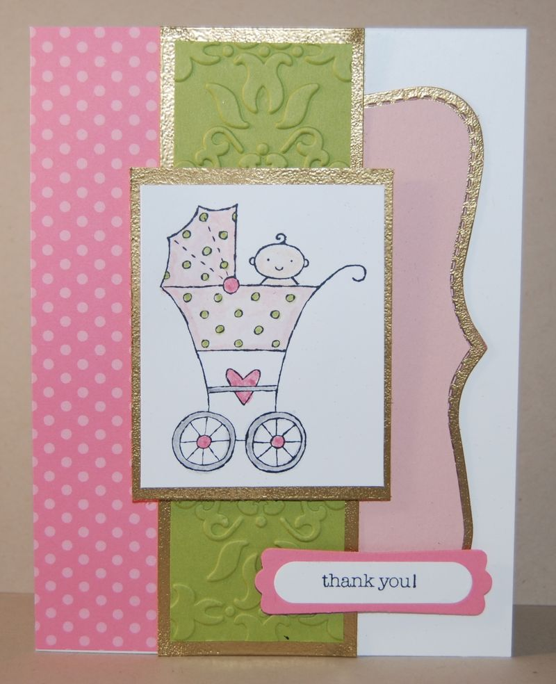 SC355 CC345 Baby Bundle stamp set