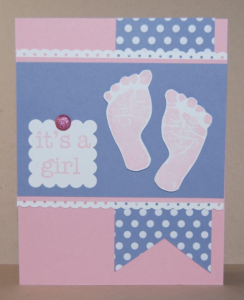 Baby Prints stamp set