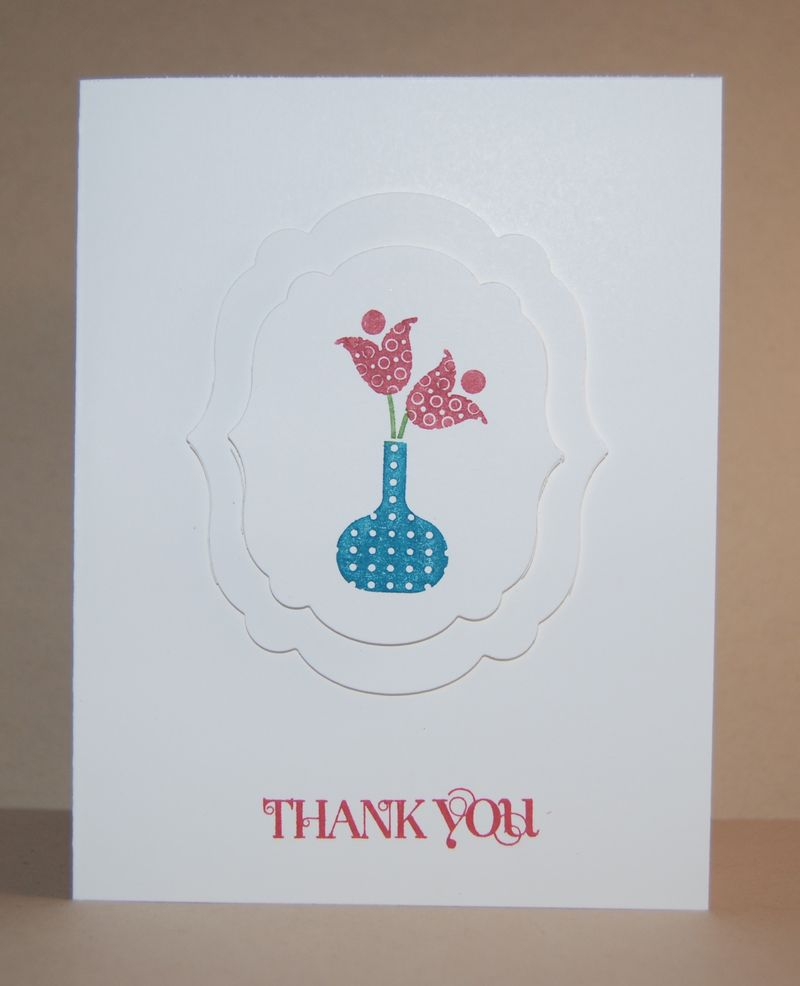 Bright Blossoms stamp set