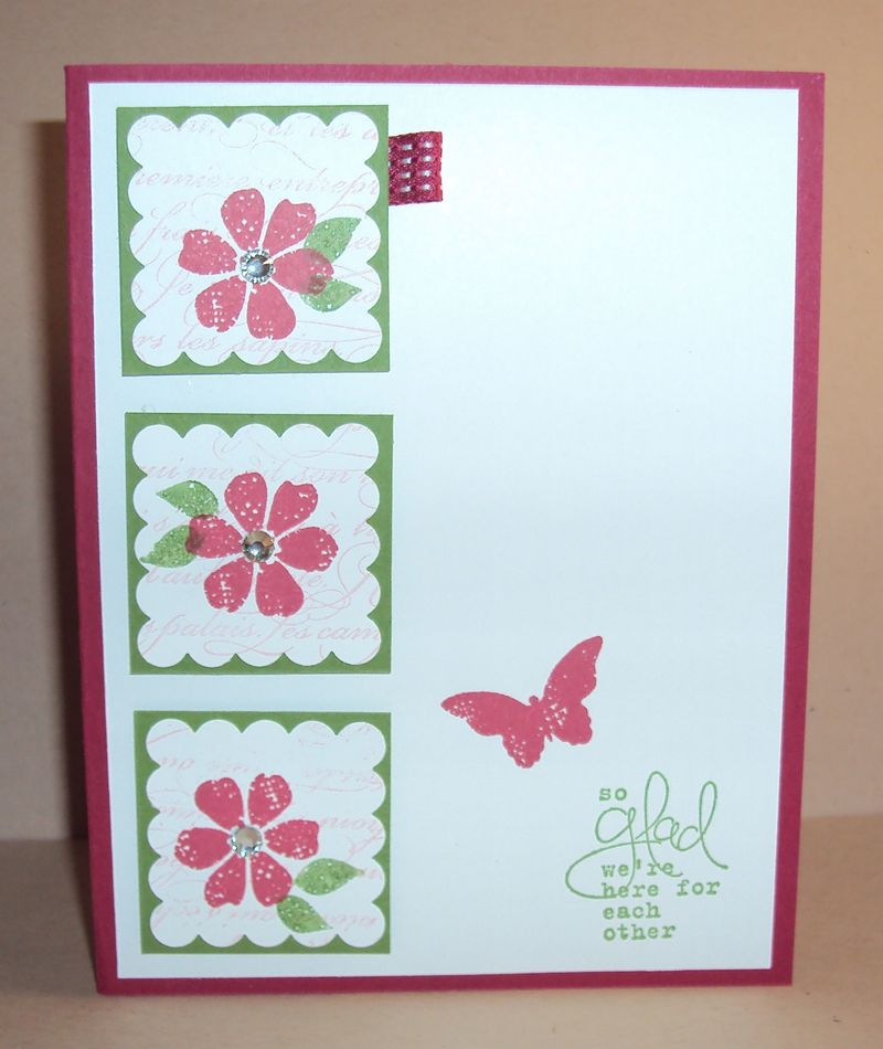 Bloomin' Marvelous stamp set