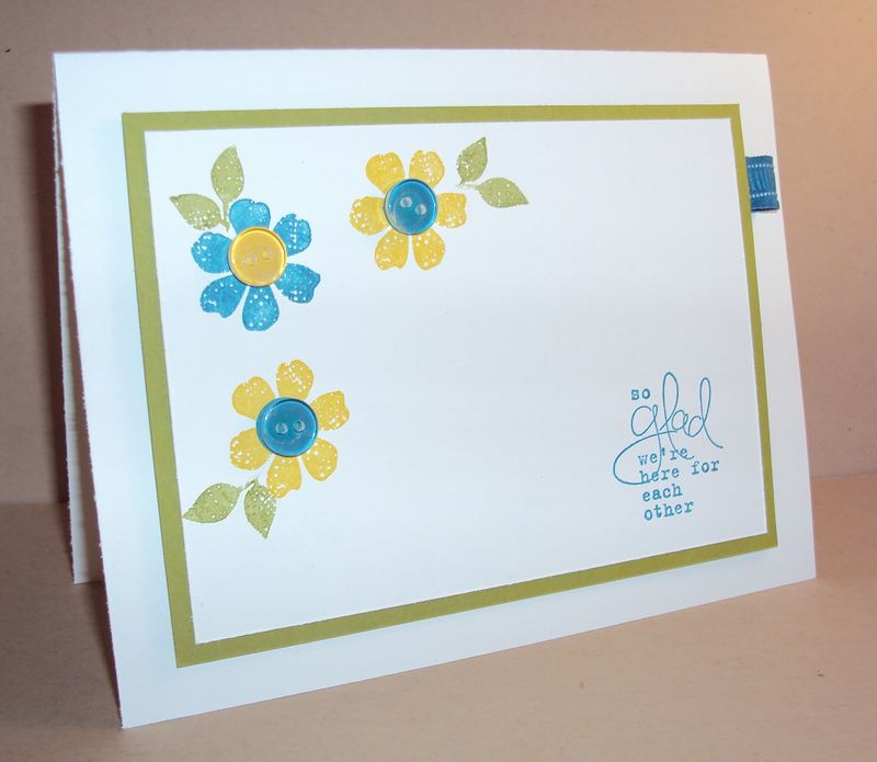 Bloomin' Marvelous stamp set CC411