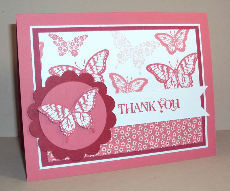 Papillon Potpourri stamp set